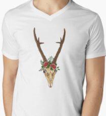 Boho  V-Neck T-Shirt