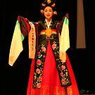 Elegant Dancer by Laurel Talabere