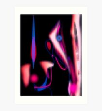 Aladin and the magic butane lamp Art Print