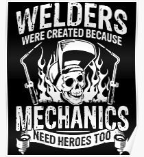 Funny Welder Memes Posters | Redbubble