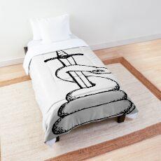 Snake & Sword Comforter
