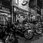 Bikes on Beale - Memphis by ShootFirstNYC