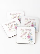 Save the Bees Coasters