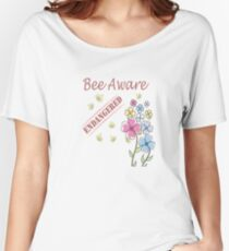 Save the Bees Relaxed Fit T-Shirt
