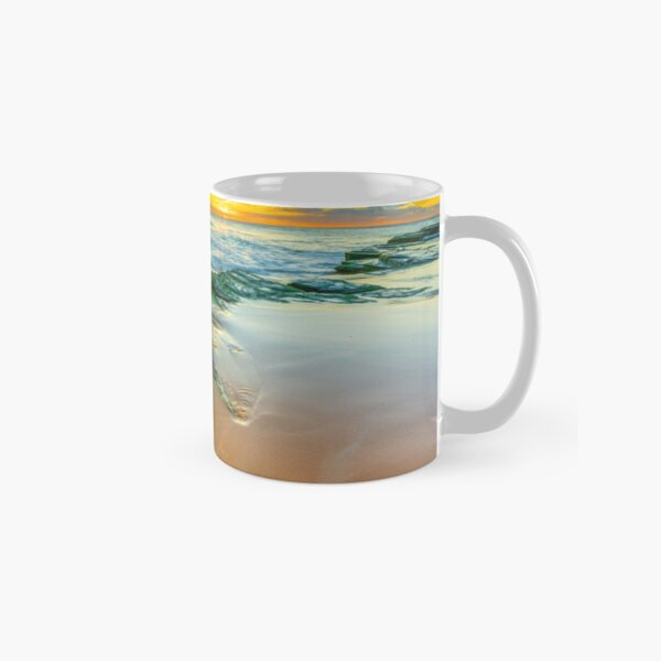 Moss at Sunrise Classic Mug