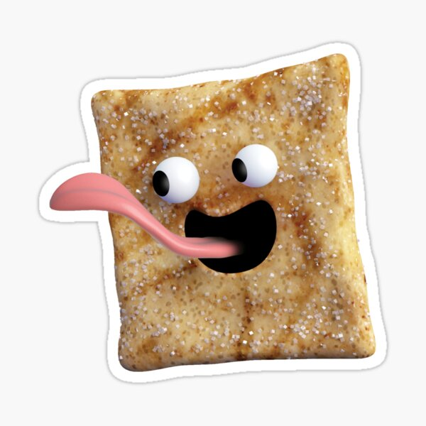 Cinnamon Toast Crunch Guy Sticker