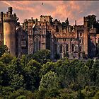 Arundel Castle, West Sussex, UK by Chris Lord
