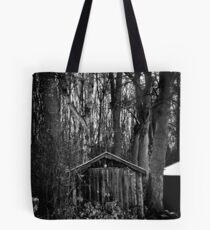 Old Shed - Scotland Tote Bag