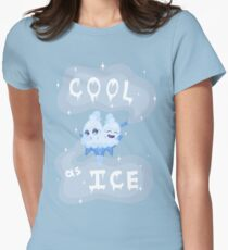 Cool as Ice Women's Fitted T-Shirt
