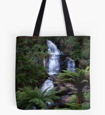 Triplet Falls - Otways National Park, Australia Tote Bag