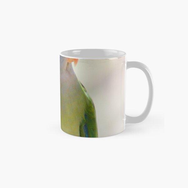 Princess Parrot Classic Mug