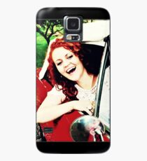 Car Singer Case/Skin for Samsung Galaxy