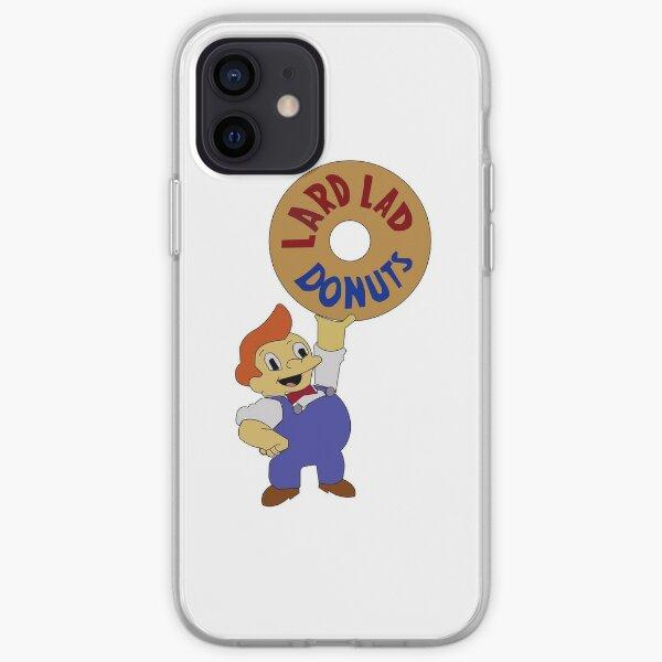 Lard Lad Donuts Funda blanda para iPhone