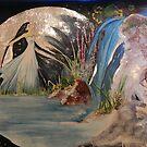 Meeting in the moon by Margherita Bientinesi