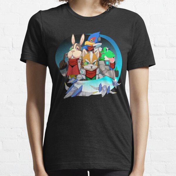 Star Fox Essential T-Shirt