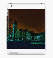 Clemson Tigers Tillman Hall iPad Case/Skin
