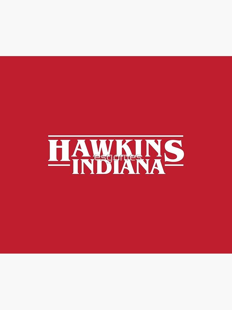 Not in Hawkins Anymore by esgomes