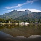 Mon State landscape by PhotAsia