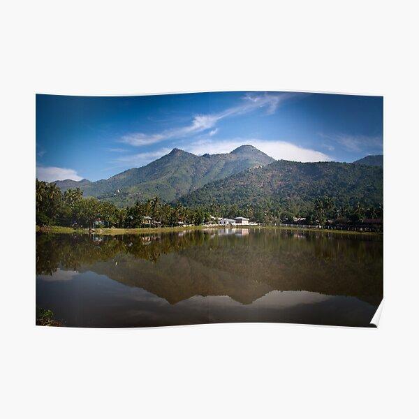 Mon State landscape Poster