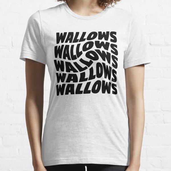 black wallows swirl design Essential T-Shirt
