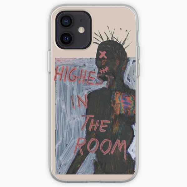 Travis Scott - Highest in the Room iPhone Soft Case