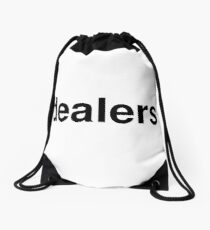 dealers Drawstring Bag