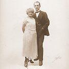 1921 Fashion - Belgium by Gilberte