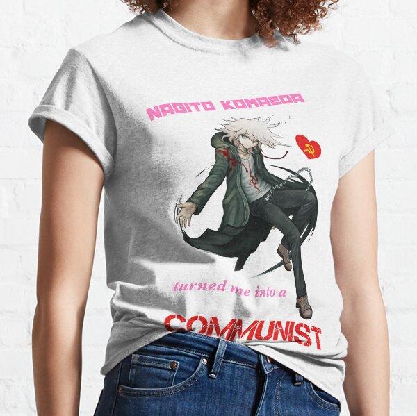 Nagito Komaeda Communist Classic T-Shirt
