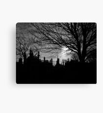 Brighton Skyline Canvas Print