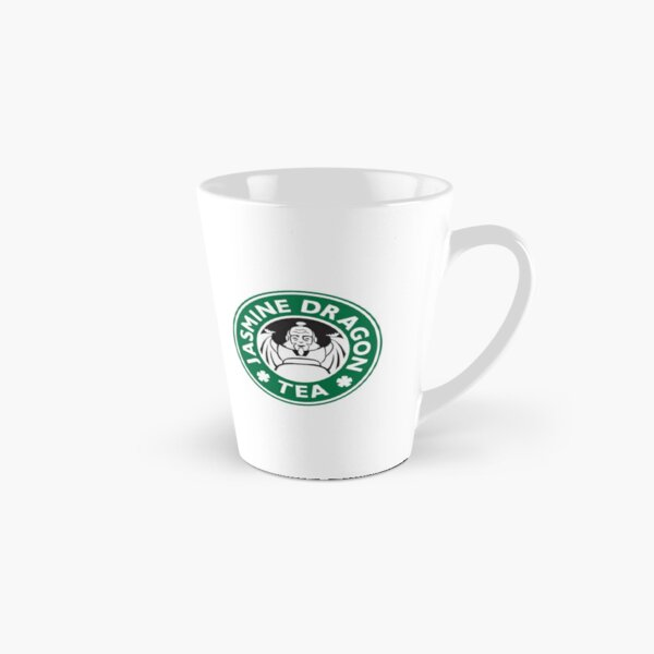 Tea Quote Design: This Tea is Nothing More Than Hot Leaf Juice, Avatar Quote Tall Mug