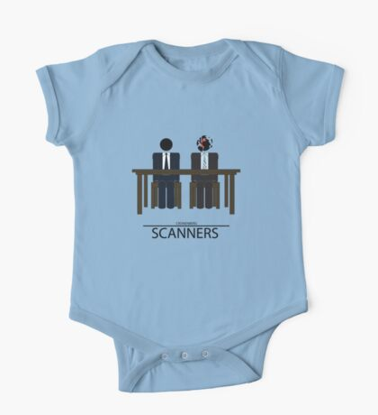 Stickman Scanners Kids Clothes