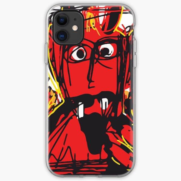 Devil iPhone Soft Case