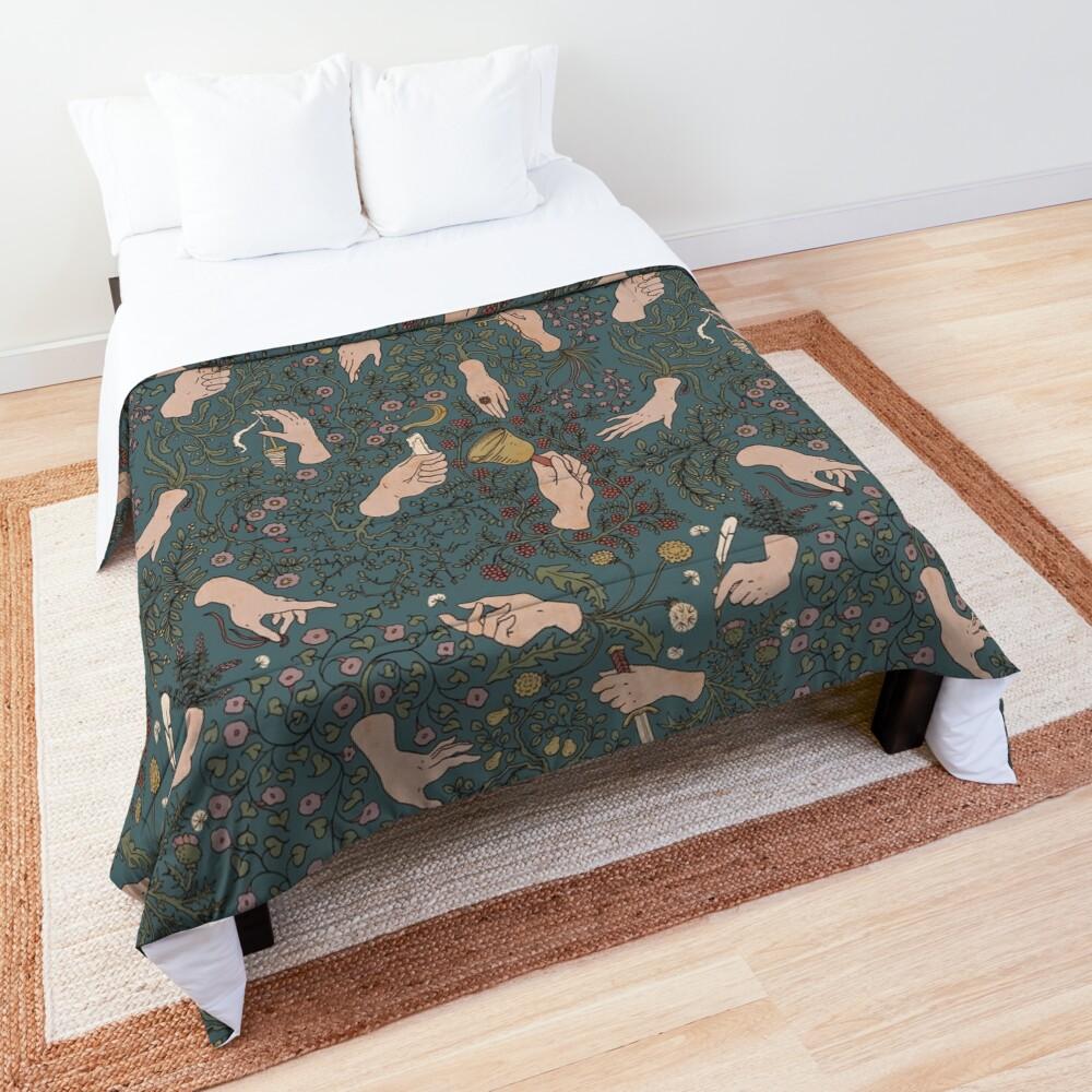 Take my hands Comforter