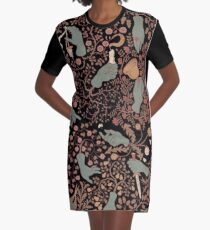 Your hands are cold Graphic T-Shirt Dress