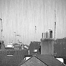 Weymouth Rooftops by Michelle Lovegrove