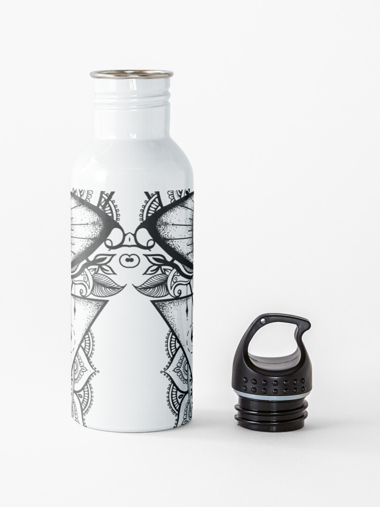 Alternate view of Fly With Me ! Water Bottle