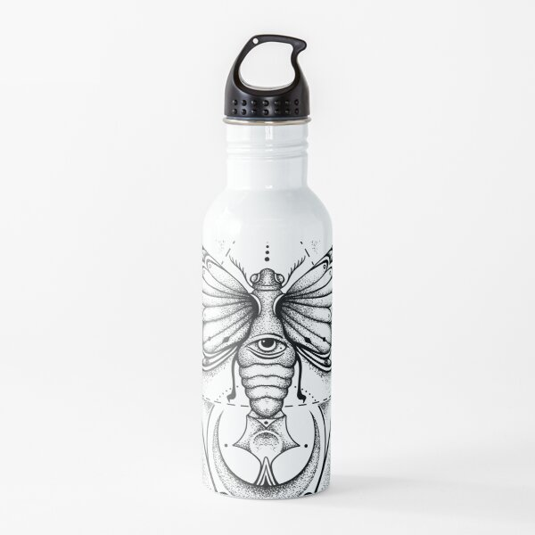 Fly With Me ! Water Bottle