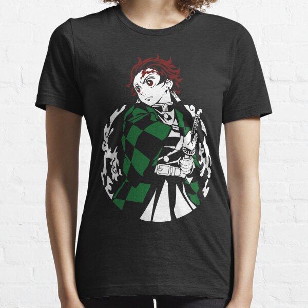 Tanjiro Kamado - Kimetsu no Yaiba Essential T-Shirt
