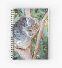 Mother & Child Spiral Notebook