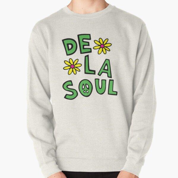 Original De La Soul Print Pullover Sweatshirt