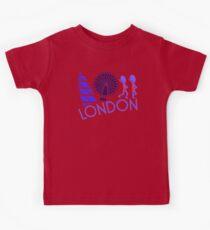 London Tour Kids Tee