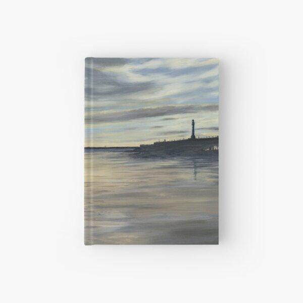 Low Tide Seaburn Hardcover Journal