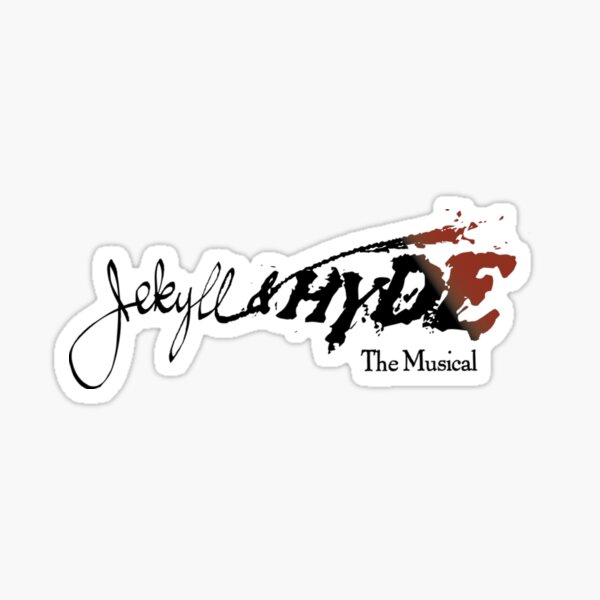 Jekyll and Hyde The Musical Sticker