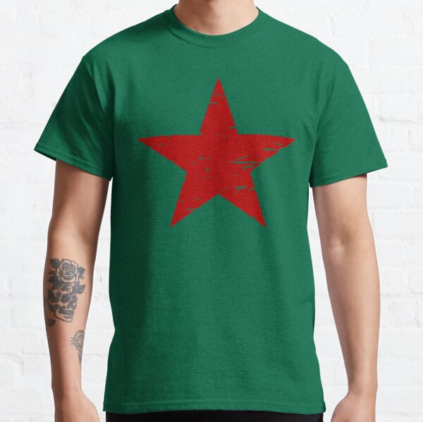 THE RED STAR Classic T-Shirt