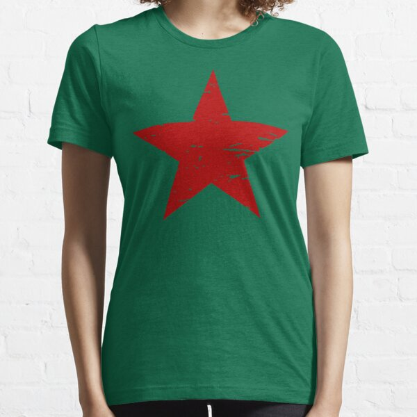 THE RED STAR Essential T-Shirt