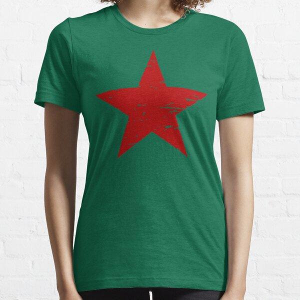 LA ESTRELLA ROJA Camiseta esencial