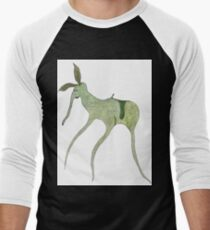giddy-up Men's Baseball ¾ T-Shirt