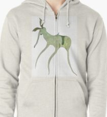 giddy-up Zipped Hoodie