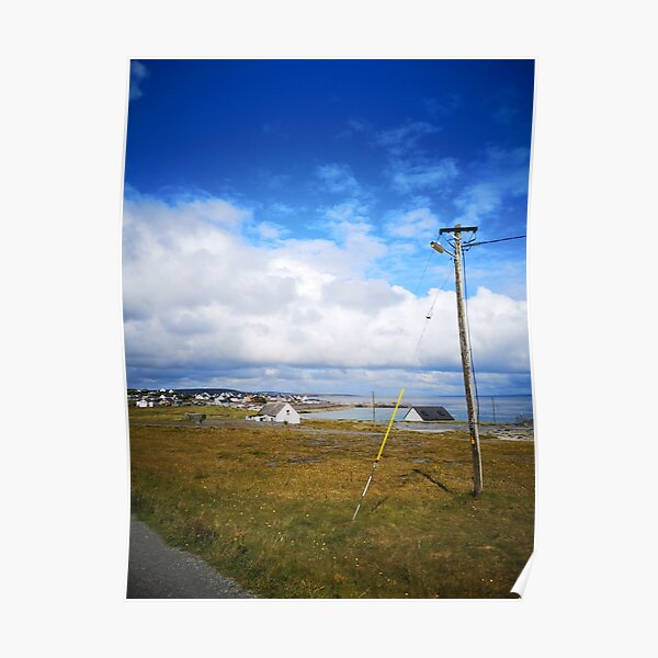 Inis Oirr, Aran Islands, Ireland Poster