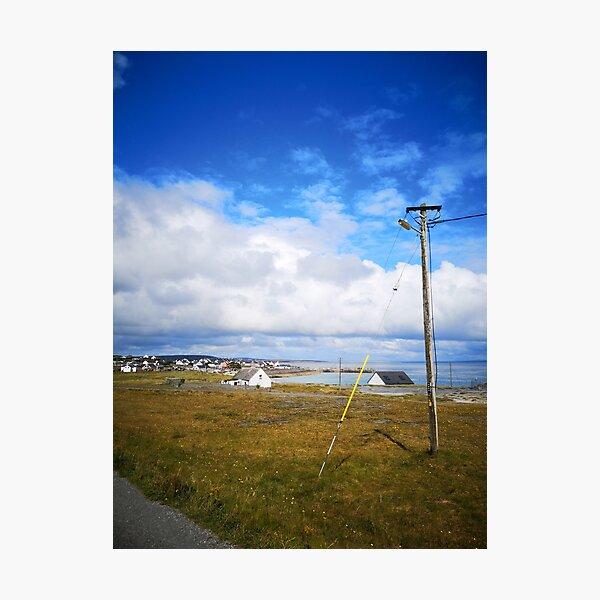 Inis Oirr, Aran Islands, Ireland Photographic Print